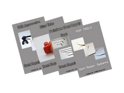 Dent removal Tools catalogue
