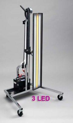Ultradent light lamp pdr
