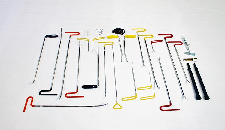 paintless dent repair tools